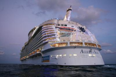 Royal Caribbean announced its new lead creative agency today.