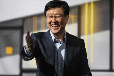 Samsung's Stephen Woo