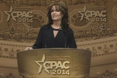 Sarah Palin is reportedly in talks for a channel on new web service Tapp