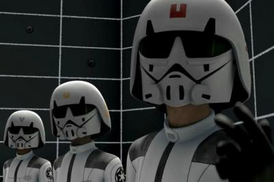 'Star Wars Rebels.'