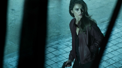 Kerri Russell on 'The Americans'