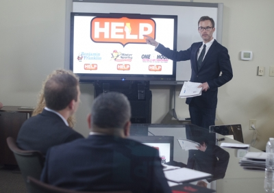 FKM pitches Clockwork Home Services in episode three of 'The Pitch'