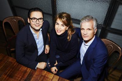 Armin Jochum, Karen Heumann, Michael Trautmann