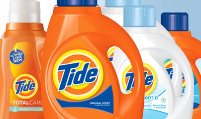Tide Pods will be available in September and are twice as concentrated as Liquid Tide.
