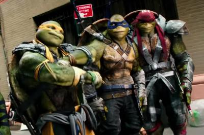The new 'Teenage Mutant Ninja Turtles' movie is getting 30 seconds of precious air time in Super Bowl 50.