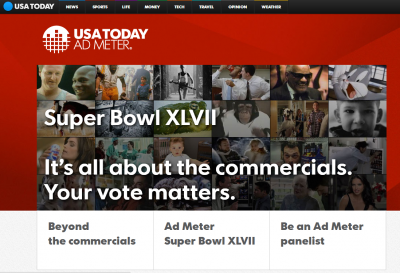 USA Today is replacing its in-person panels with online voting.