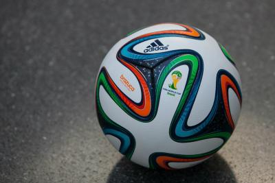 An official Adidas World Cup