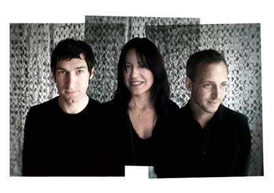 From left: Daniel Arcana, Kat Egan and Matt Hovis