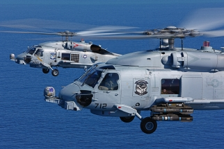Lockheed Martin helicopters.