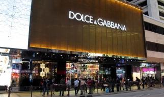Dolce & Gabbana in Hong Kong