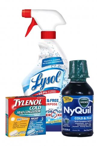 Flu Gives Reckitt, Johnson & Johnson a Shot in the Arm