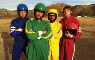 Social savvy and highly shared group OK Go.