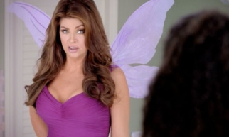 Kirstie Alley for Poise