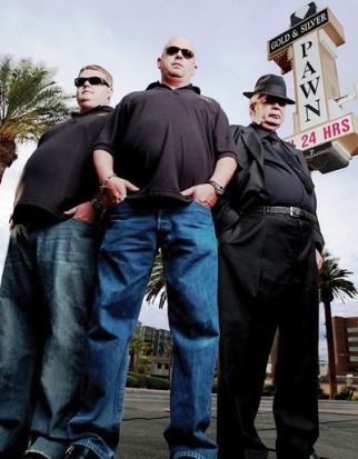 History channel's 'Pawn Stars'