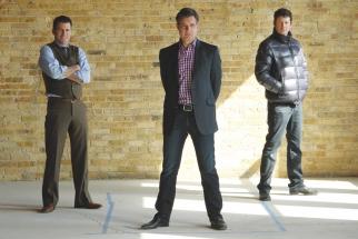 Agency principals Nick Paul, Tom O'Keefe and Matt Reinhard