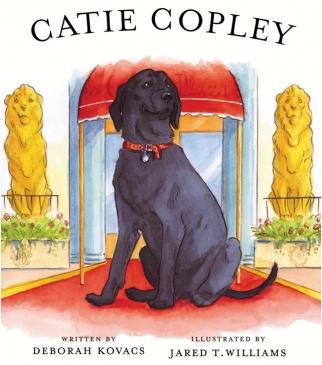Catie Copley's book cover.