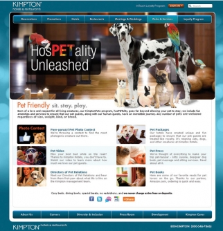 Pet Friendly Hotels Raise The Welcome Sign News Ad Age