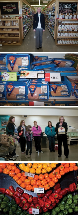 Nutritionists and classes at Hy-Vee