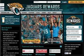 Scoring perks: Jaguar Rewards