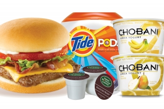 The Value Brands: Wendy's, Tide Pods, Chobani, Keurig's K-Cups
