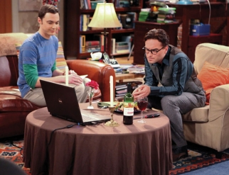 'The Big Bang Theory' on CBS, one of TV's biggest hits