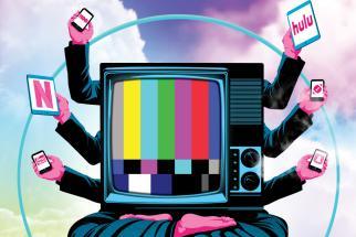 I Worship TV, But I Don't Need It Everywhere