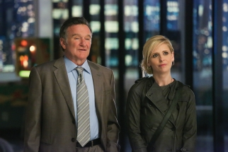 'The Crazy Ones,' a sitcom about advertising coming to CBS this fall