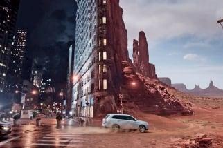 Mitsubishi's Outlander ad from 180 LA