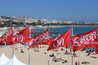 Marketers made up 25% of head count at Cannes this year.