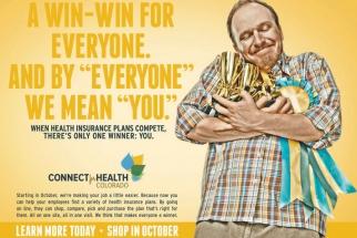 Denver shop Pilgrim won Colorado multimillion-dollar contract for the health-exchange marketing.