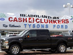 Clunkers Looks Like Raging Success, but Could Spark Auto Sales Crash Later on