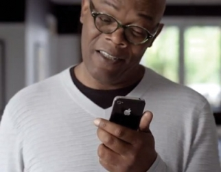 Some felt Apple's iPhone ads featuring Samuel L. Jackson and other celebrities failed to hit the mark.