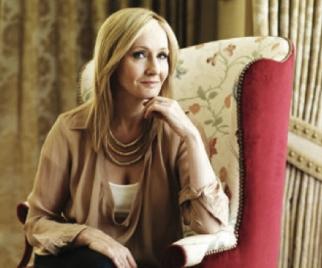 Hey, Heard of That New Novelist J.K. Rowling?