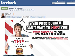 Can 'Woody' Deliver Facebook Fame to T.G.I. Friday's?