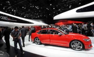 Audi Ring at Frankfurt Motor Show