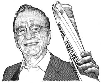 WSJ Sales Team Sold on Murdoch
