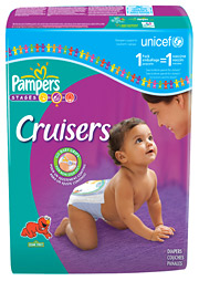 P&G Dry Max Diaper Drubbing Offers Lesson for Others
