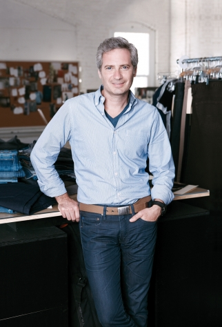 Seth Farbman, CMO of Gap