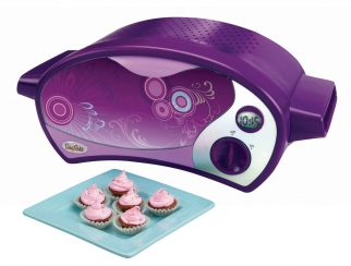 Hasbro makes Easy Bake in girl-friendly colors, which caused McKenna Pope to start her online petition.