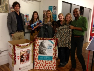 DiGennaro Communications is launching staff-driven philanthropy efforts this holiday season.