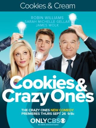 A Yogurtland flavor to promote 'The Crazy Ones'