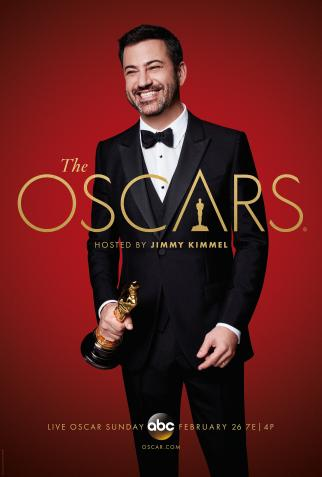 Jimmy Kimmel will host the 89th Oscars later this month on ABC.