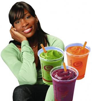 Venus Williams recently announced plans to build five Jamba Juices in the Washington and Maryland marketplace, slated to open later this summer.