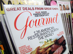 Si Newhouse's Focus on Magazines Cost Gourmet Dearly