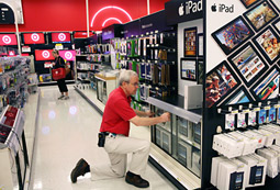 For Struggling Retail Sector, IPad May Be Cinch That Saved Christmas