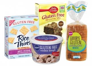 Gluten-Free Food Fad Gaining Momentum Among Marketers