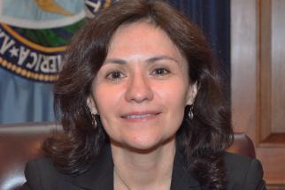 Edith Ramirez, chairwoman of the FTC.