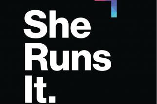 AWNY Unveils New Identity: She Runs It