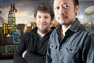 Andy Berndt and Robert Wong.