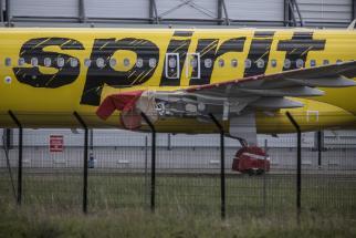 Hundreds of Spirit Airlines Flight Cancellations Trigger Passenger Rage